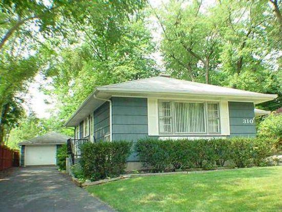 310 S Park St, Westmont, IL 60559