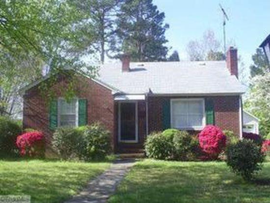 713 Greenway Dr, Lexington, NC 27292