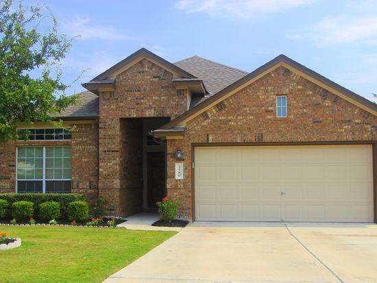 3580 Rosalina Loop, Round Rock, TX 78665
