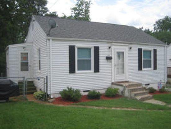 3211 Maplelawn Ave NW, Roanoke, VA 24012