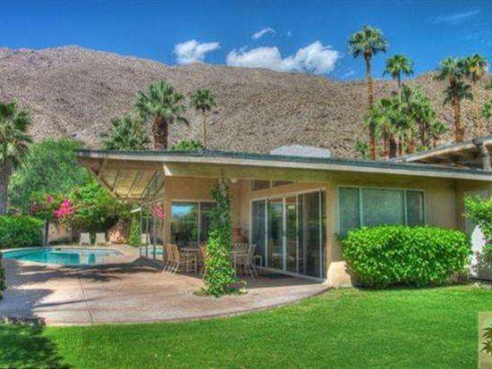333 W Overlook Rd, Palm Springs, CA 92264
