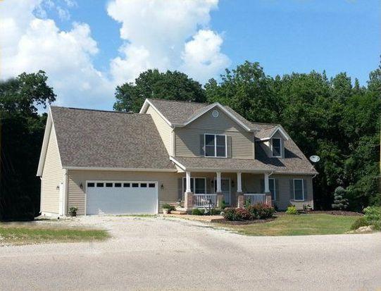 1980 Pine Bluff Rd, Morris, IL 60450