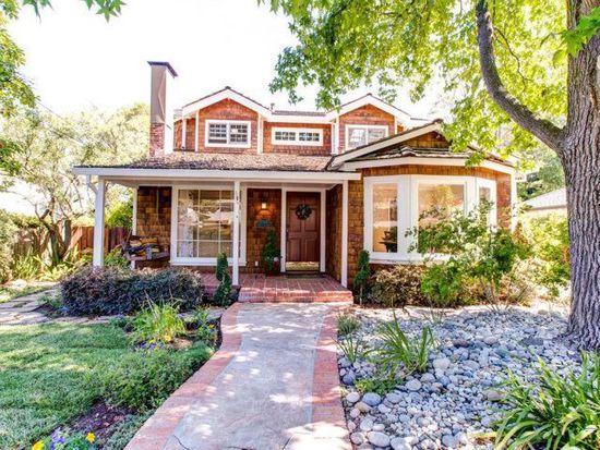 17705 Vista Ave, Monte Sereno, CA 95030