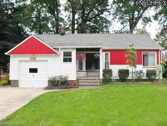 4656 Orchard Rd, Fairview Park, OH 44126