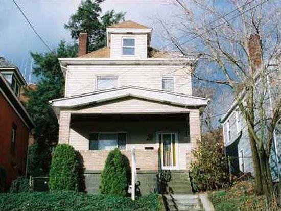 2140 Hazeldell St, Pittsburgh, PA 15210