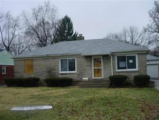 3238 Halifax Dr, Indianapolis, IN 46222