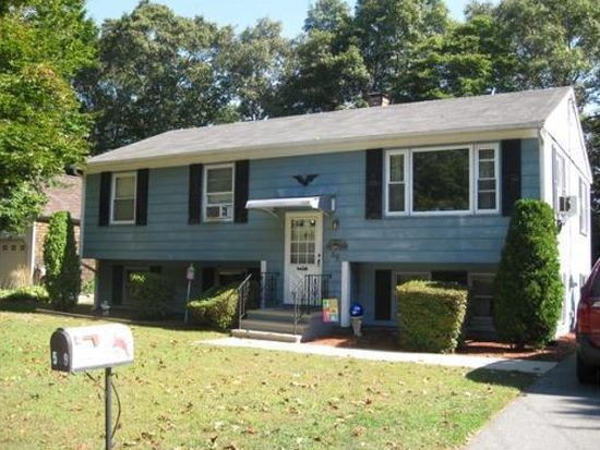 59 Anthony Ter, New Bedford, MA 02740