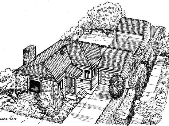 1400 Acroft Ct, Berkeley, CA 94702