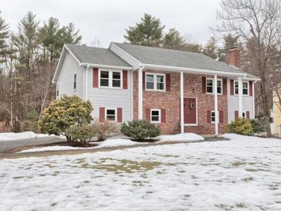 162 Stonecleave Rd, North Andover, MA 01845