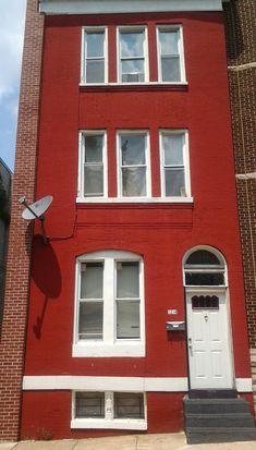1214 W Lanvale St, Baltimore, MD 21217