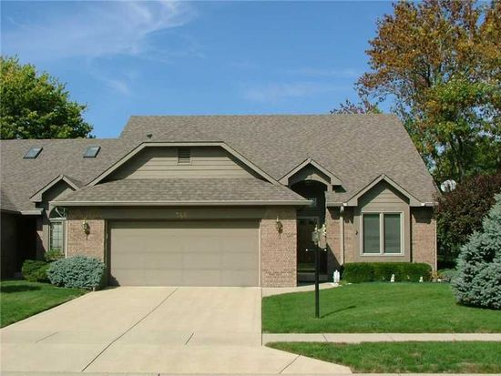 744 Stonemill Dr, Greenwood, IN 46143