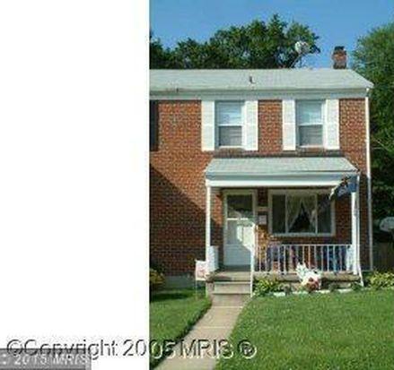 3413 Orlando Ave, Baltimore, MD 21234