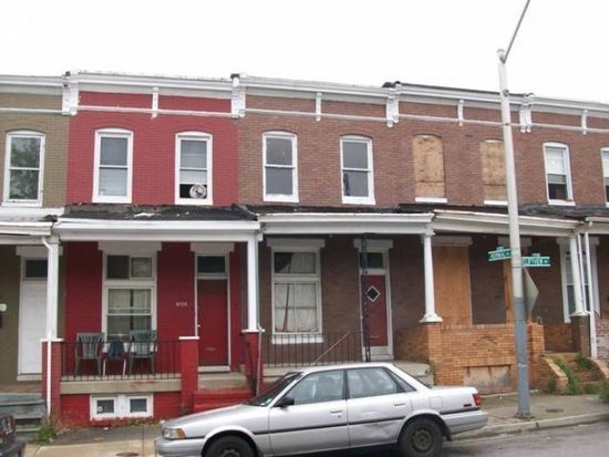 1727 Cliftview Ave, Baltimore, MD 21213