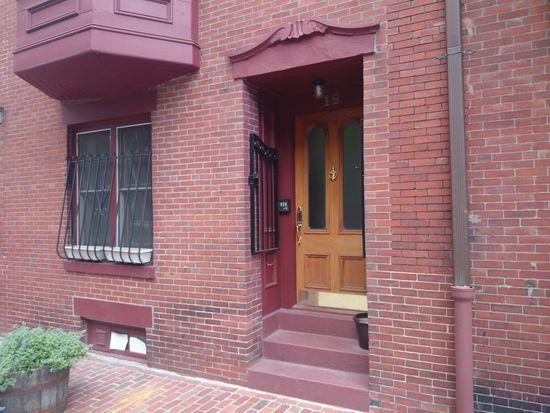 19 Dartmouth Pl, Boston, MA 02116