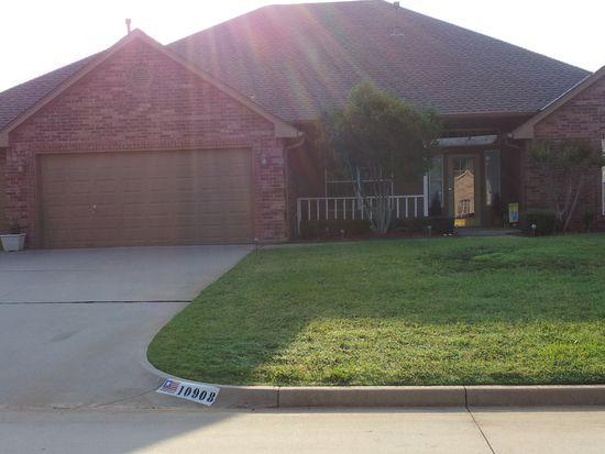 10908 Gateshead Dr, Oklahoma City, OK 73170