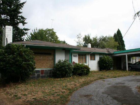 7823 SE Harmony Rd, Milwaukie, OR 97222