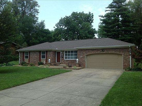 589 Forest Park Dr, Newburgh, IN 47630