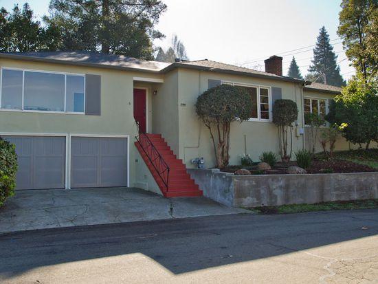 5 Lenox Rd, Kensington, CA 94707