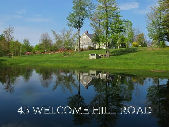 45 Welcome Hill Rd, West Chesterfield, NH 03466