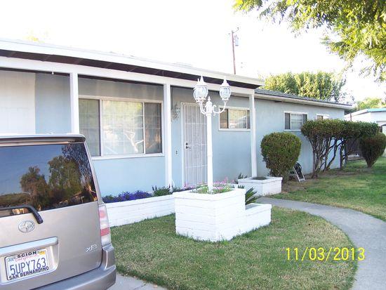 Mitad Ct, San Bernardino CA