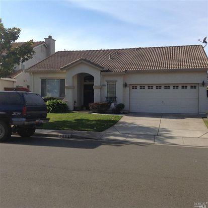 5453 La Salle Way, Vallejo, CA 94591