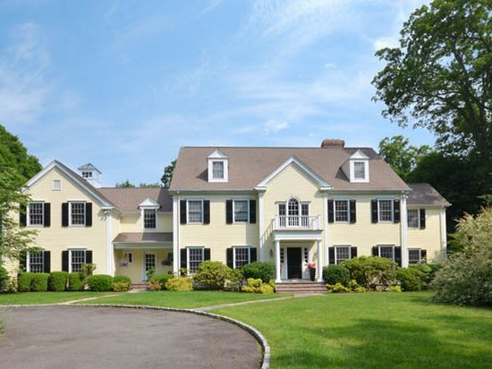 401 Wahackme Rd, New Canaan, CT 06840