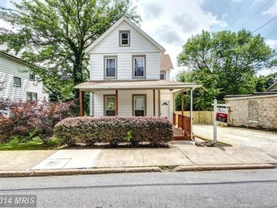4601 Hampnett Ave, Baltimore, MD 21214