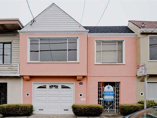 458 Brunswick St, San Francisco, CA 94112