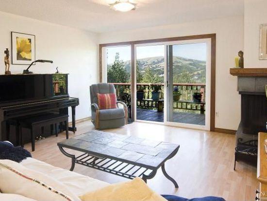 195 Hillside Dr, Fairfax, CA 94930