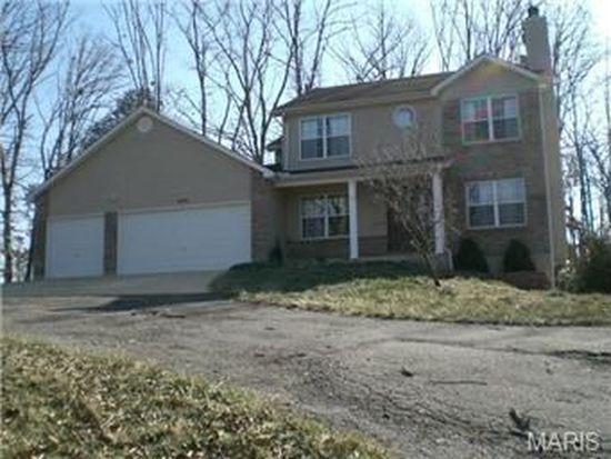 6454 S Lakeshore Dr, Hillsboro, MO 63050