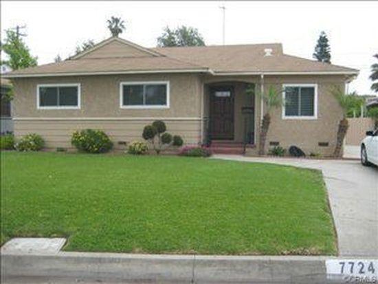 7724 Westman Ave, Whittier, CA 90606