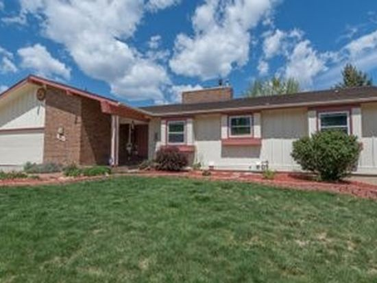 3750 Becket Dr, Colorado Springs, CO 80906