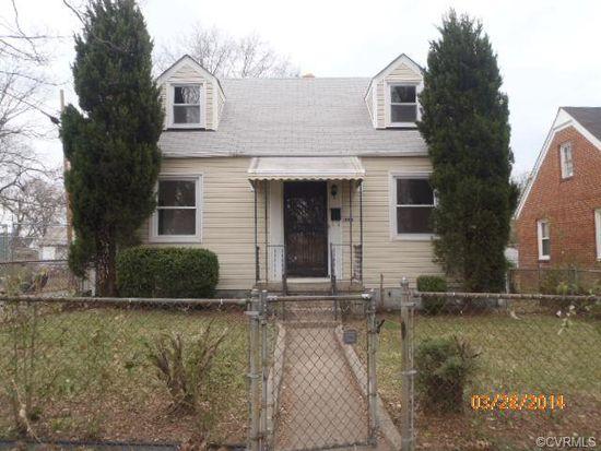1006 E 17th St, Richmond, VA 23224