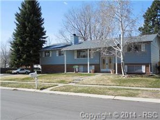 1302 Martin Dr, Colorado Springs, CO 80915