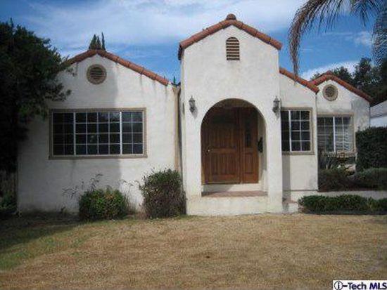 245 S Parkwood Ave, Pasadena, CA 91107