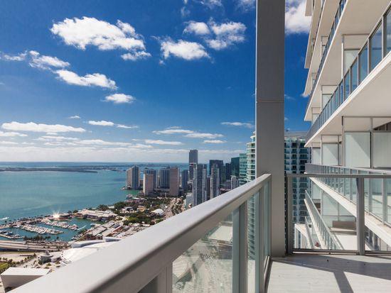 1100 Biscayne Blvd UNIT 5705, Miami, FL 33132