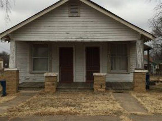 315 W Washington Ave, Mcalester, OK 74501