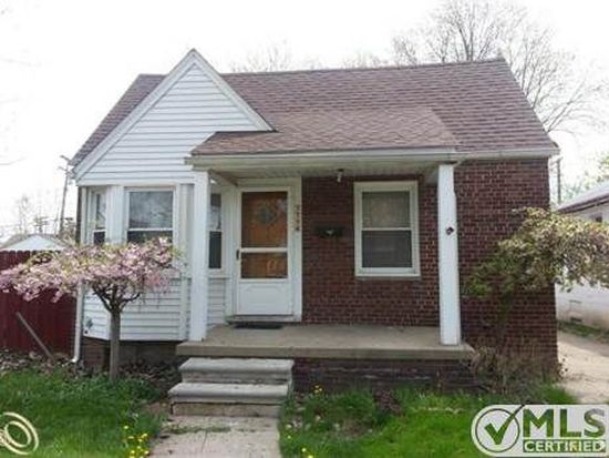 7786 Patton St, Detroit, MI 48228