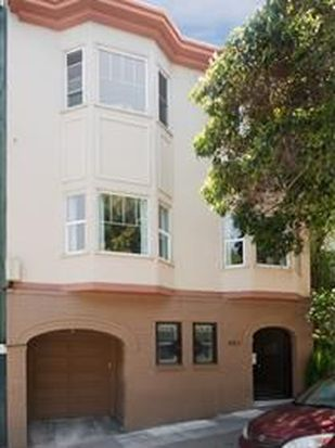 863 Haight St APT 4, San Francisco, CA 94117