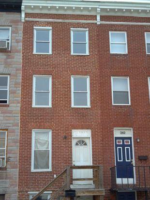 344 S Calhoun St, Baltimore, MD 21223