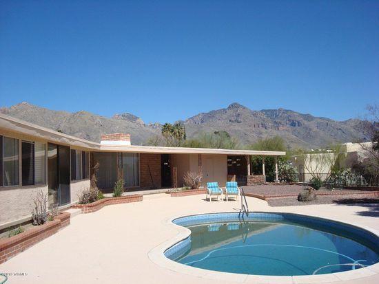 7021 N Edgewood Pl, Tucson, AZ 85704
