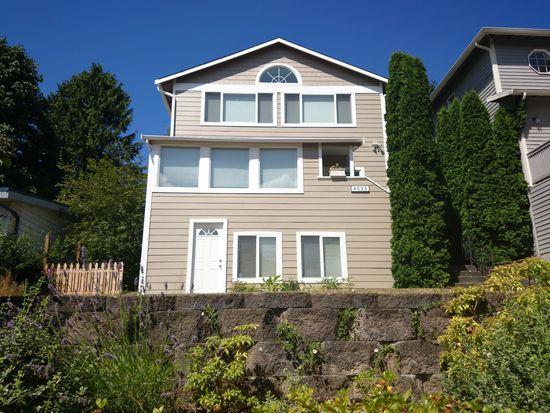 4535 50th Ave SW, Seattle, WA 98116