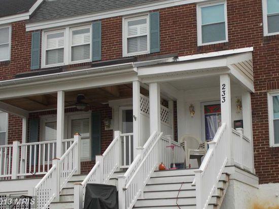 231 Arden Rd W, Baltimore, MD 21225
