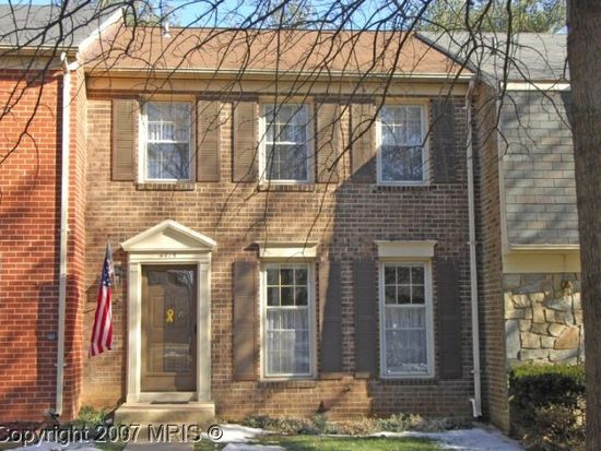 4415 Chase Park Ct, Annandale, VA 22003