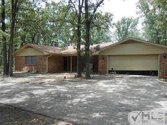 3870 Wildwood Dr, Campbell, TX 75422
