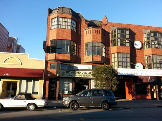 4312 Geary Blvd # 201, San Francisco, CA 94118