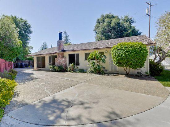211 Portola Ct, Los Altos, CA 94022