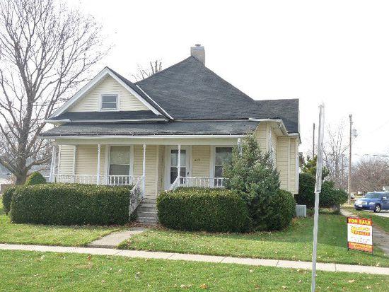 301 S Olmstead St, Oakwood, IL 61858