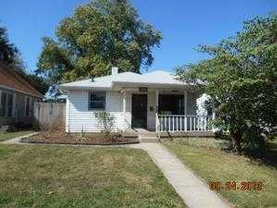 2308 S Randolph St, Indianapolis, IN 46203