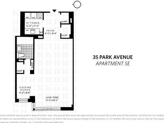 35 Park Ave APT 5E, New York, NY 10016